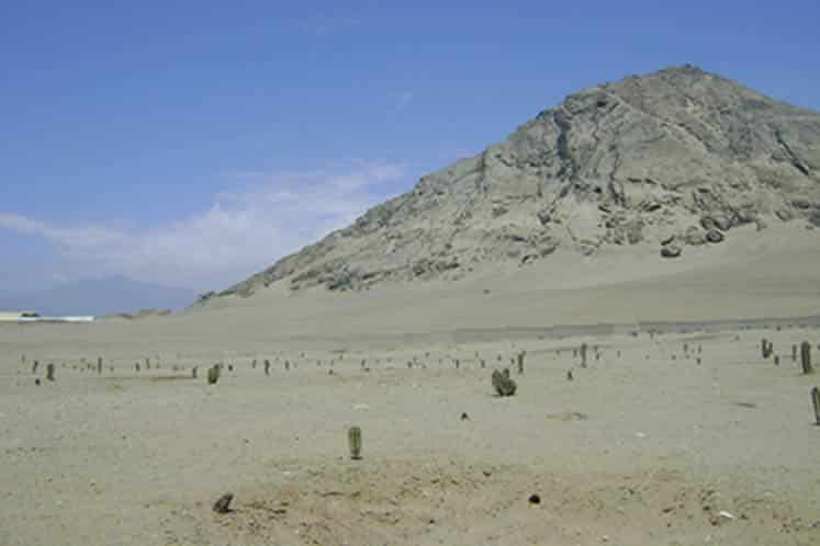 Altitude no Peru