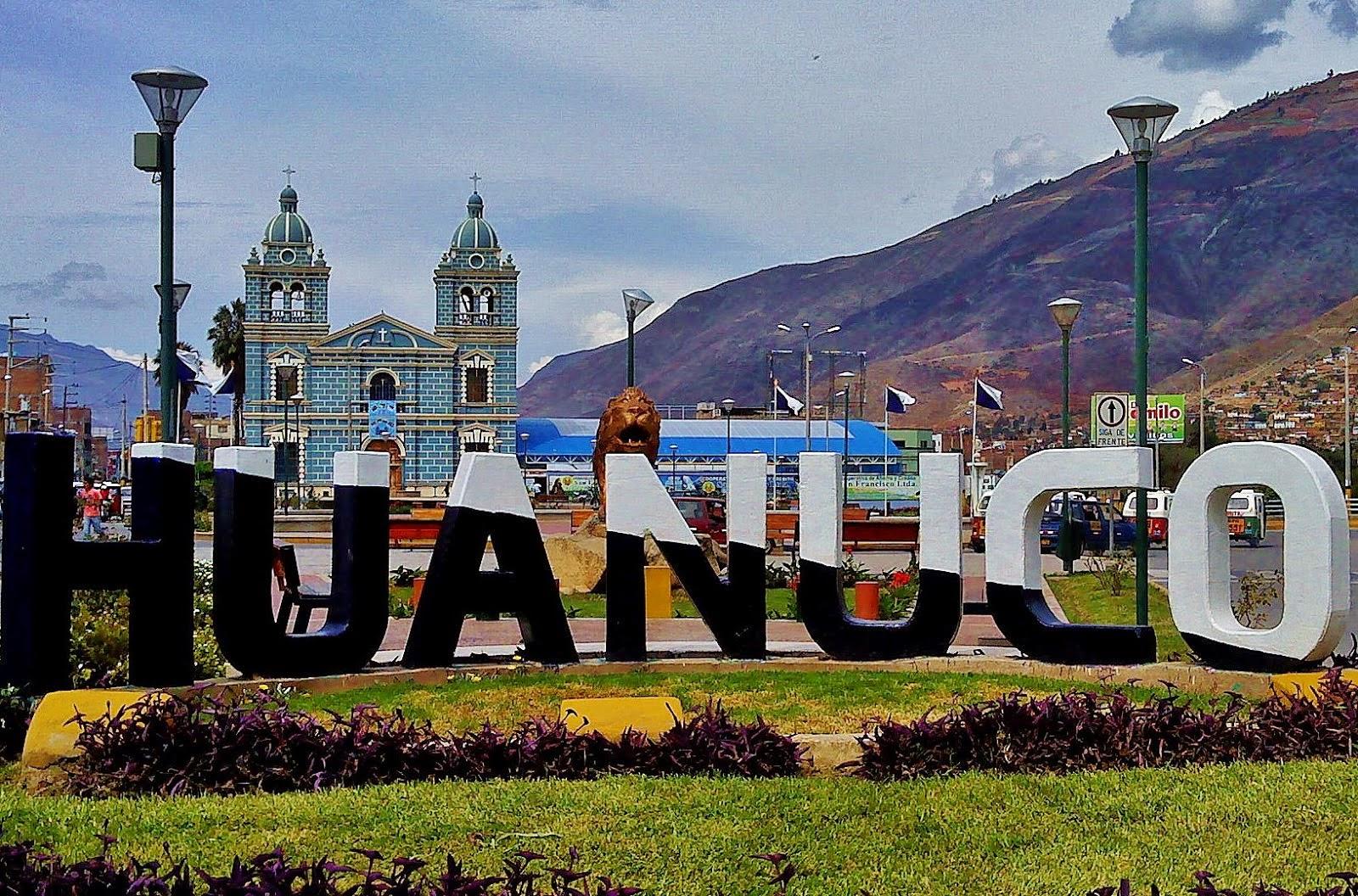 Turismo en Huánuco, Perú