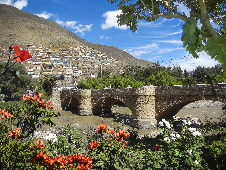 Ponte de Pedra - Huánuco/Pe