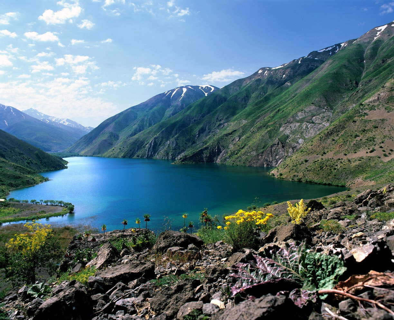 Lago Gahar, Lorestan