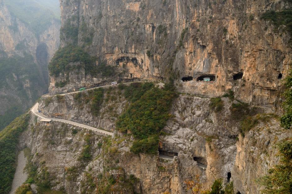 Túnel Guoliang, China