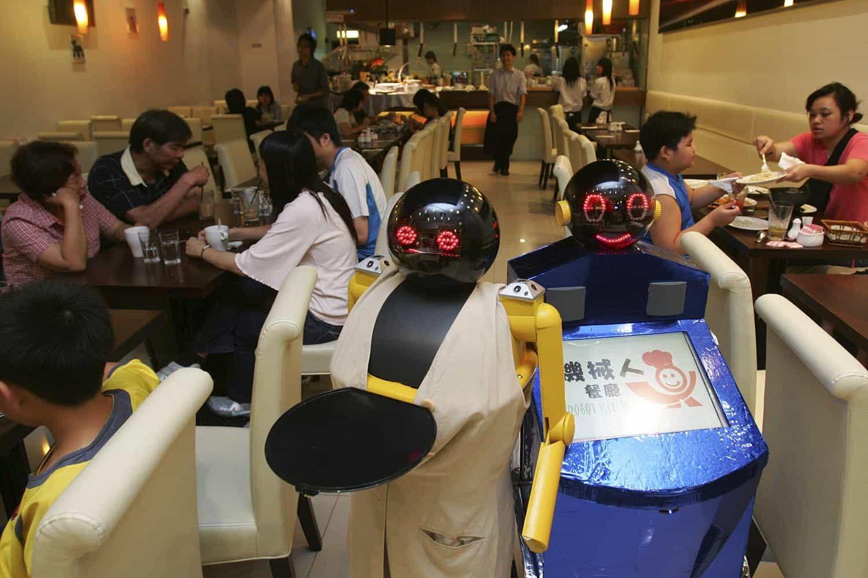 """""""Robot Kitchen"""""""