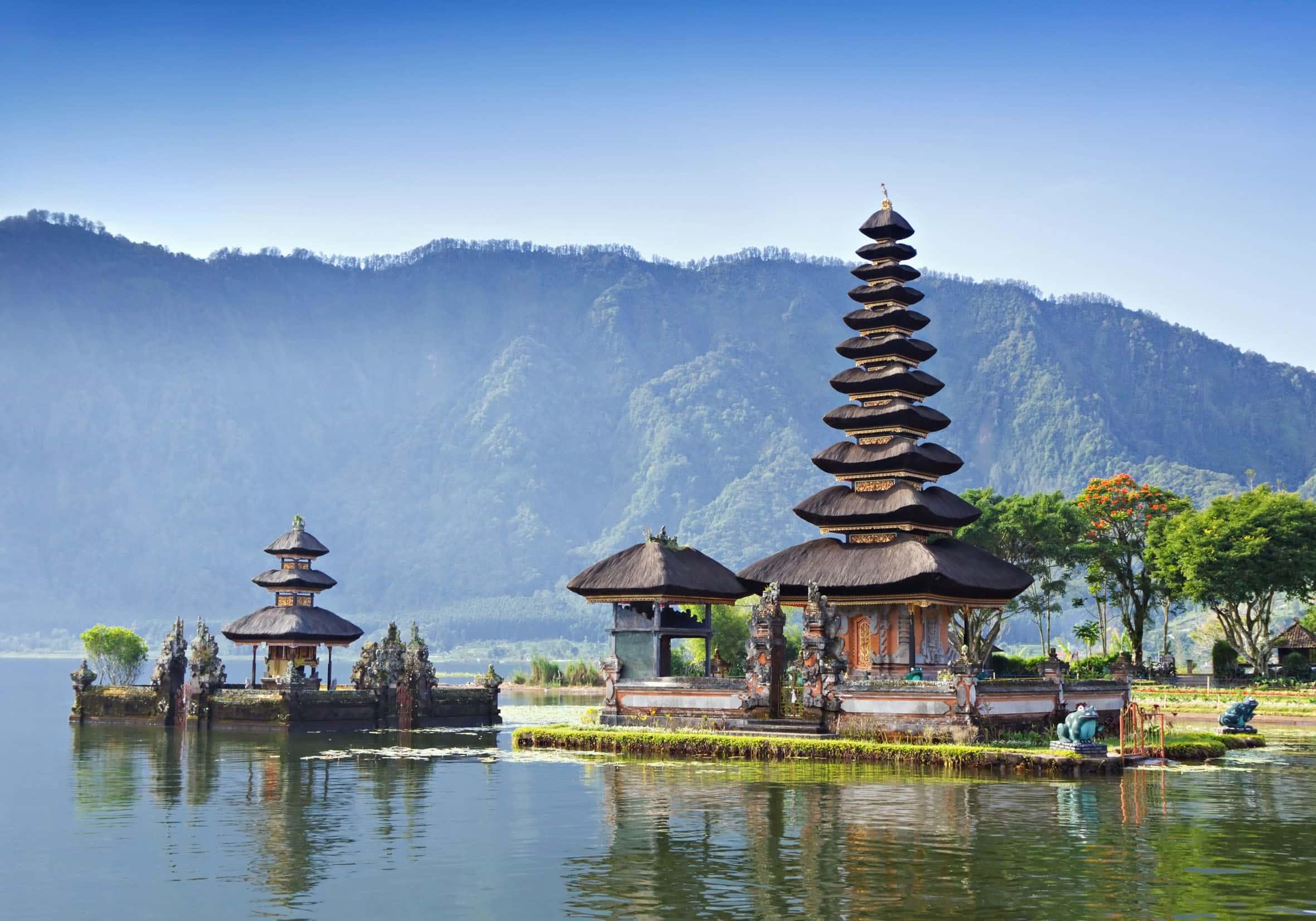 Bal, Indonésia