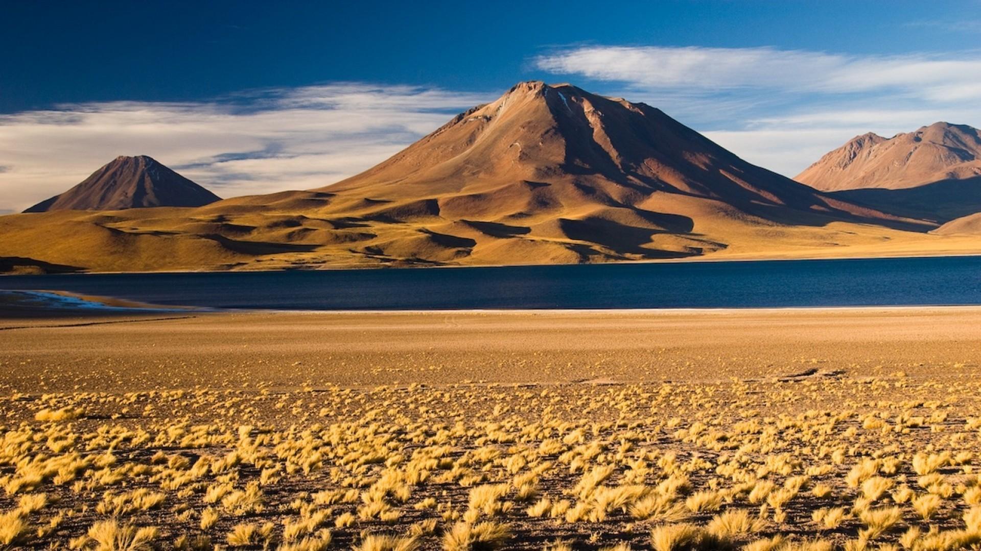 O incrível Deserto do Atacama