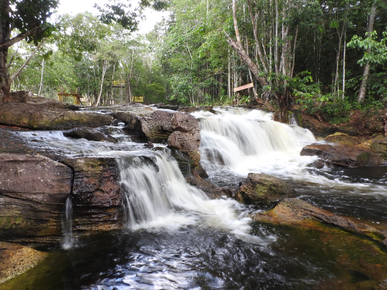 Cachoeira dos Pássaros