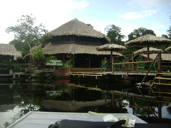 Camping Amazon Lake Lodge
