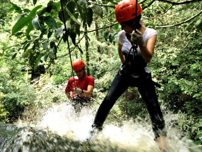 Parque de aventuras Ecoforest