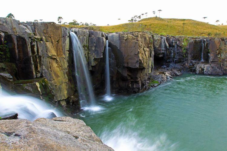 Cachoeira na Serra do Rio Rastro
