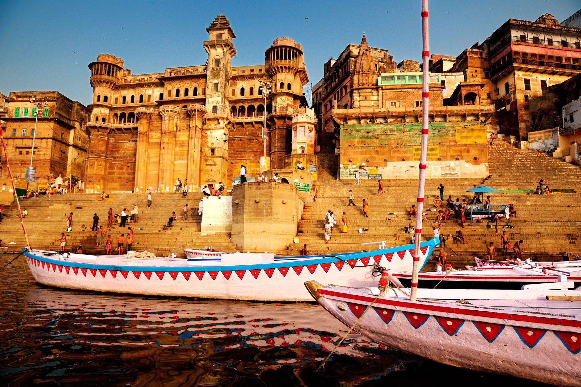 A mítica Índia
