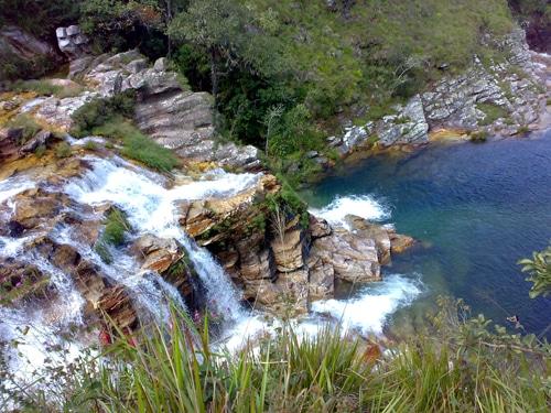 Cachoeira Casca D'anta. Foto: Divulgação.