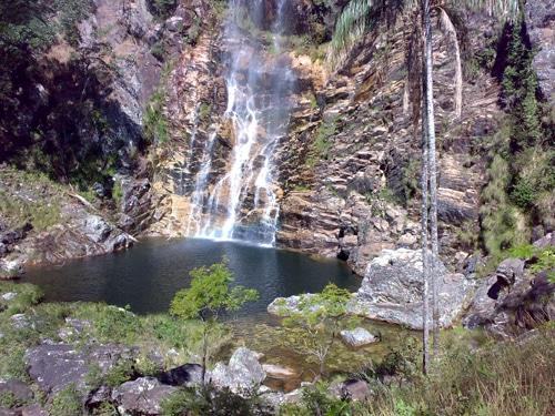 Cachoeira do Antônio Ricardo. Foto: Divulgação.