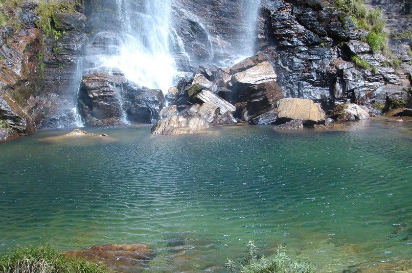 Cachoeira do Cerradão. Divulgação.