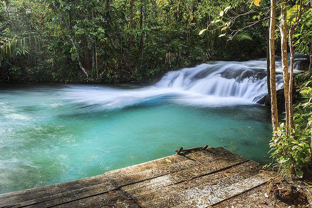 Cachoeira do Formiga. Foto via.