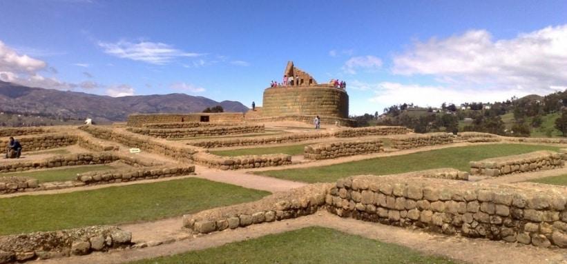 Ruinas de Ingapirca. Foto: Econnections