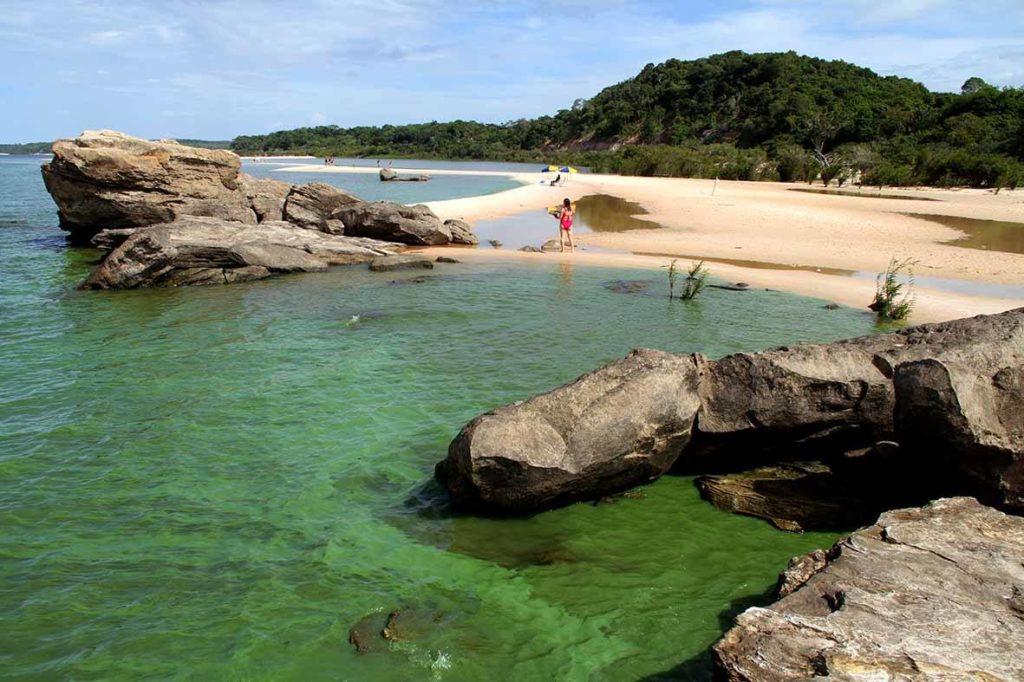 Ponta de Pedras Pará fonte: casalnomade.com
