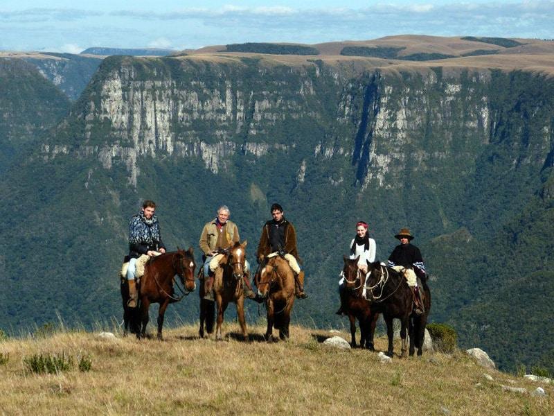 Cavalgada dos Cânions. Foto via