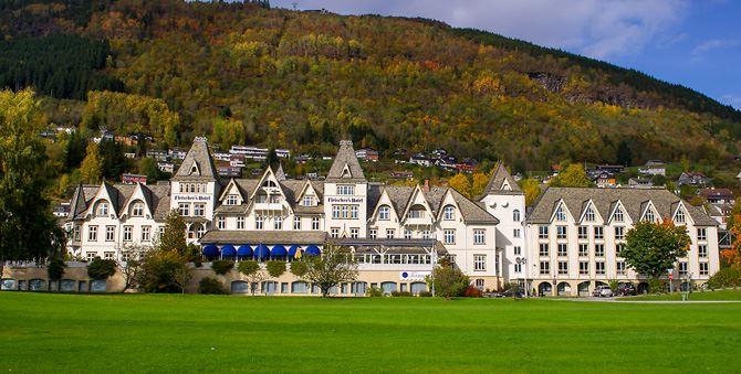 Fleischer's Hotel. Foto via