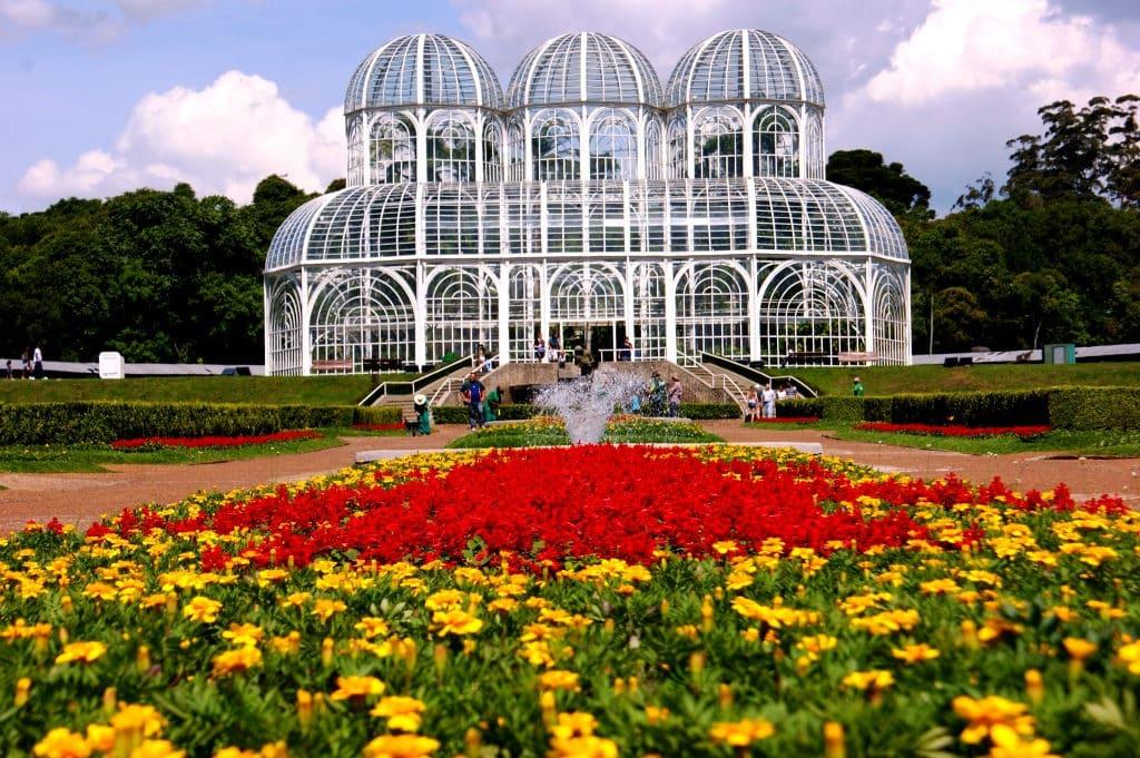 Jardim Botânico. Foto via