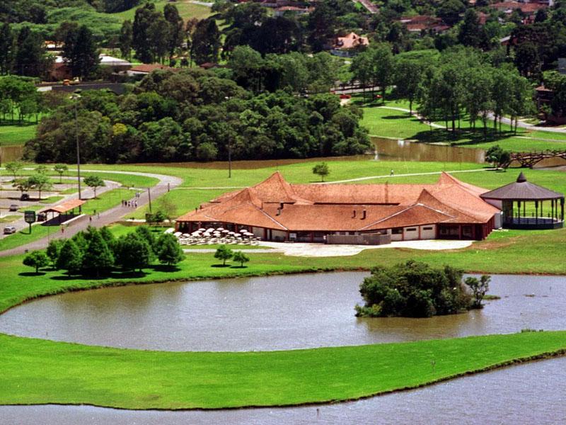 Parque Barigui. Foto via
