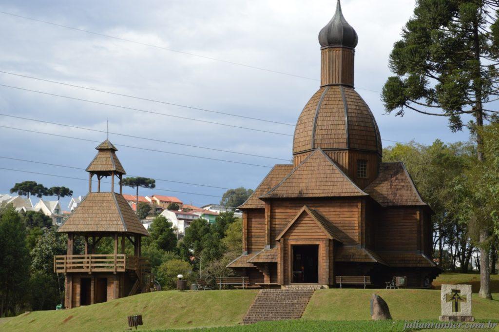 Parque Tingui. Foto via