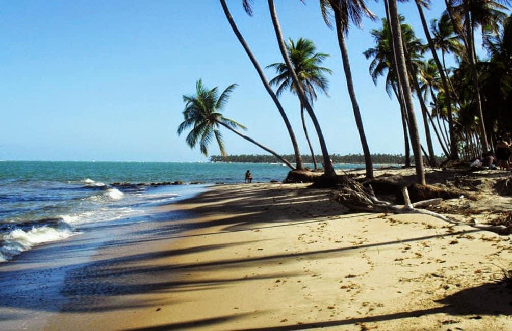 Praia de Camboa. Foto via