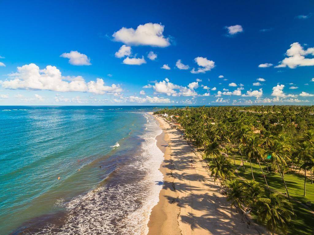 Praia de Maracaípe. Foto via