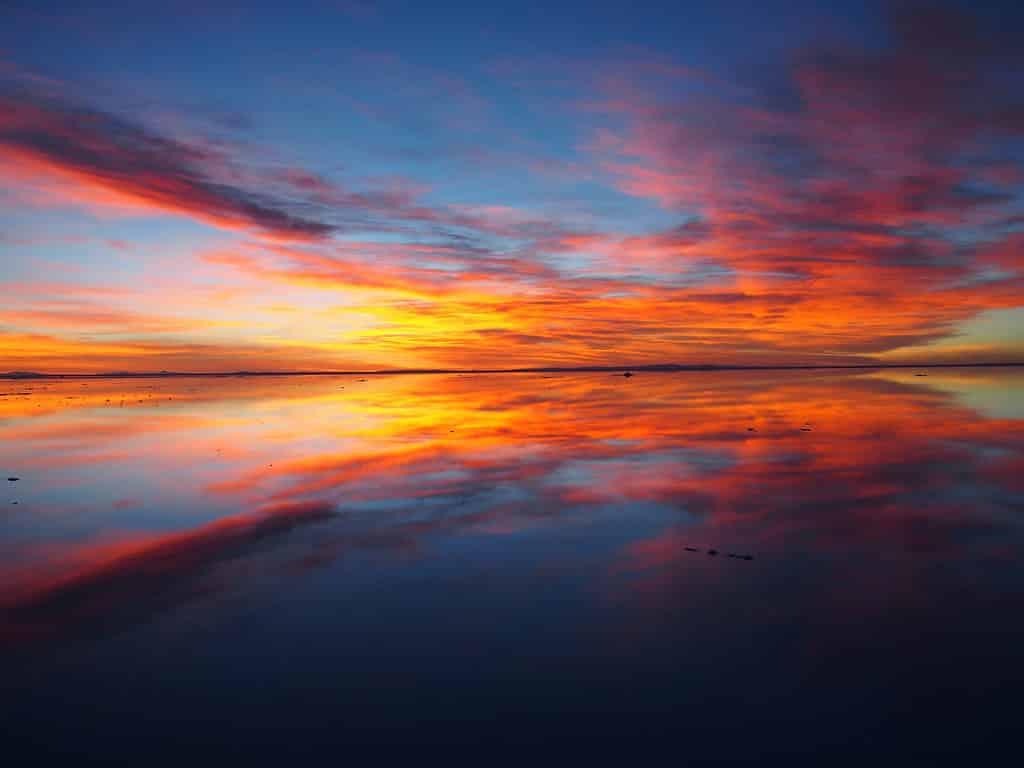 Salar de Uyuni. Foto via