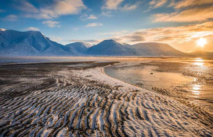 Svalbard. Foto via