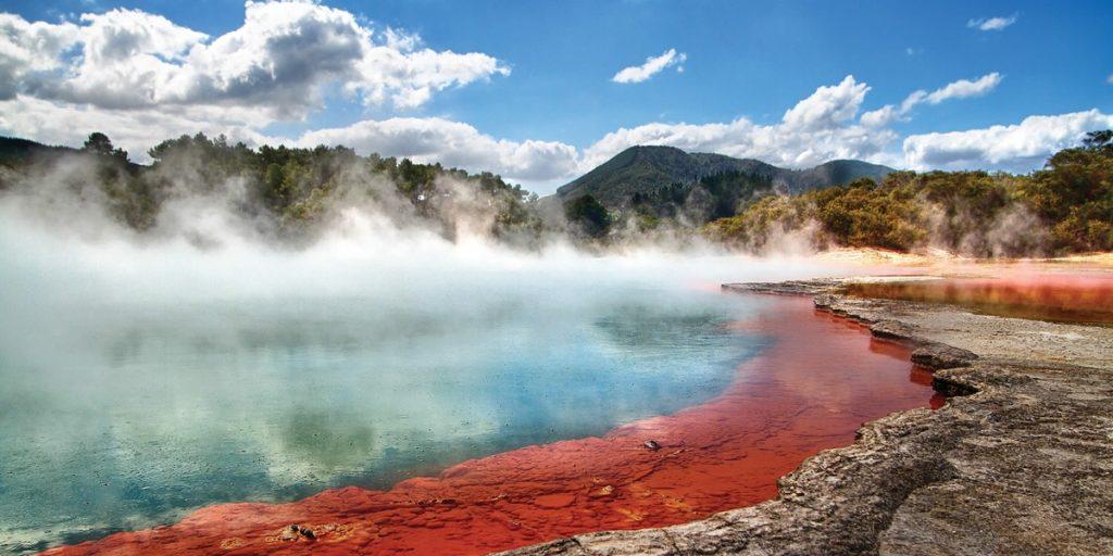 Wai-o-tapu Thermal Wonderland. Foto via