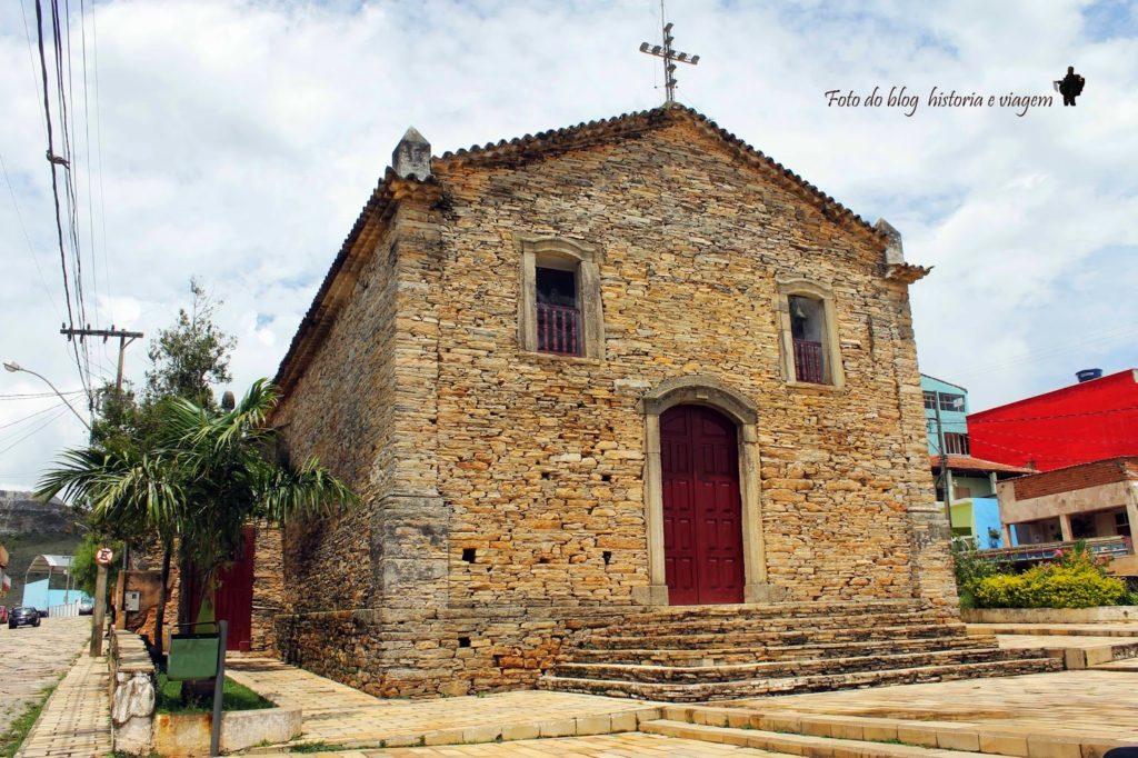Igreja de Pedra. Foto via