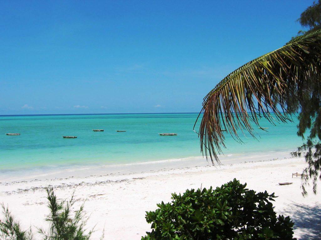 Paje Beach. Foto via