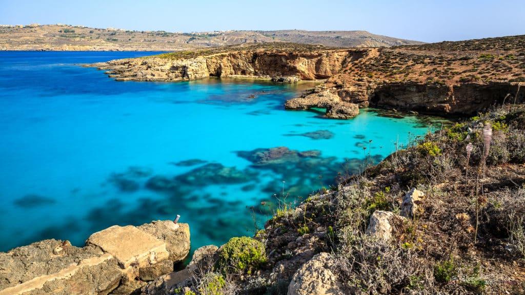 Blue Lagoon. Foto via