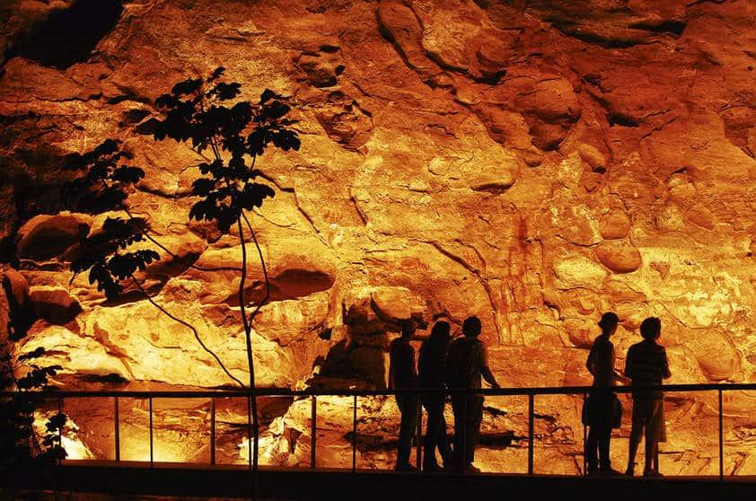 Toca do Boqueirão da Pedra Furada. Foto via