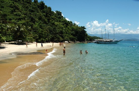 Praia do Pontal. Foto via