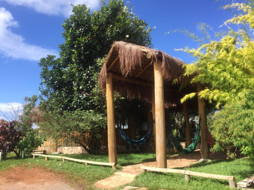Sede do Paraíso dos Pândavas