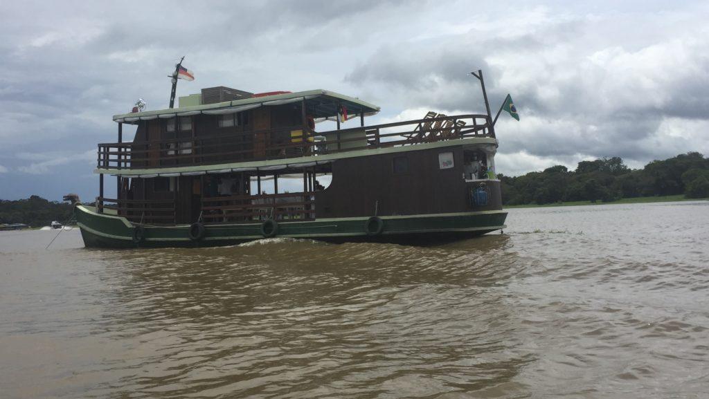 Barco Awapé