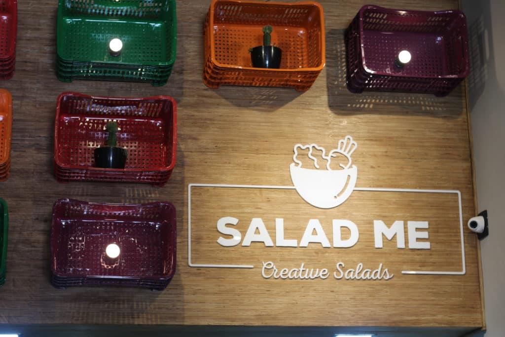 Salad Me