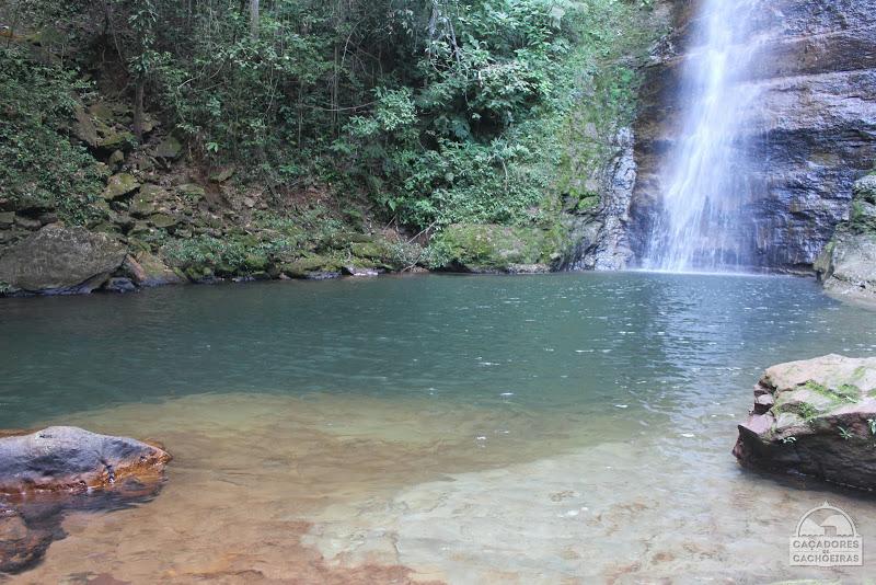 Cachoeira da Geladeira | Chapada dos Guimarães