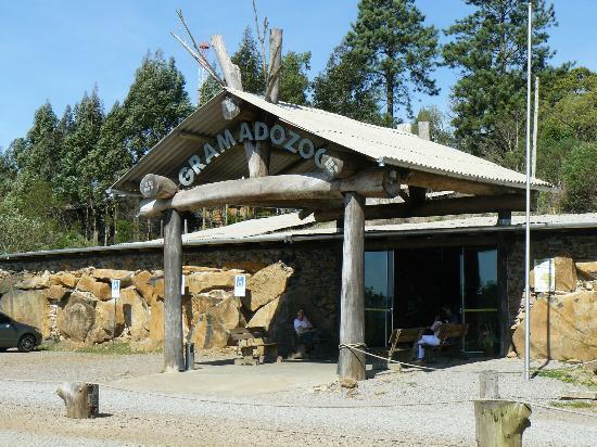Gramado Zoo em Gramado