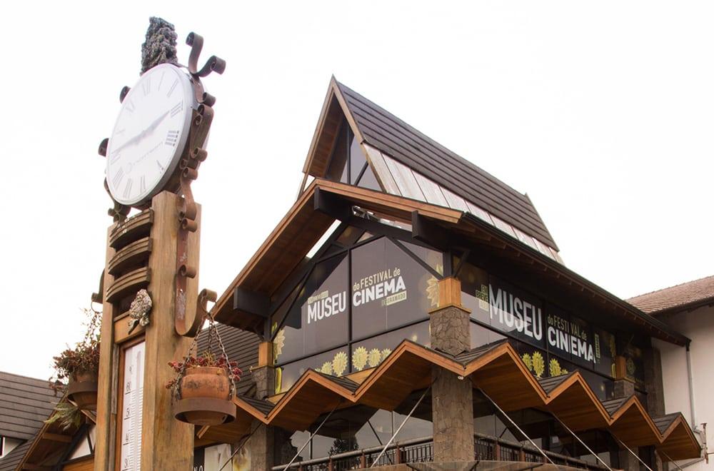 Museu dos Festival de Cinemas em Gramado