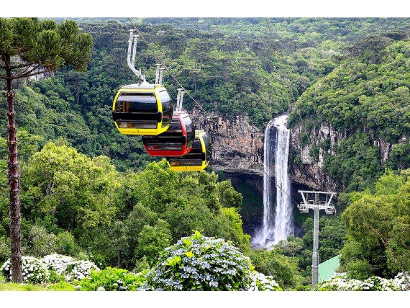 Parque do Caracol em Canela