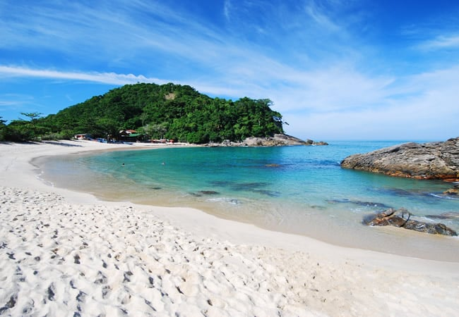 Praias em Trindade