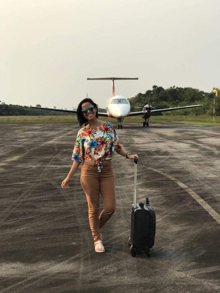 Chegando em Maués