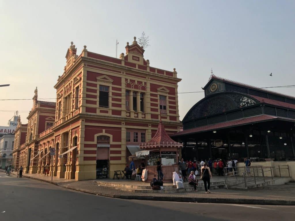 Mercado Adolpho Lisboa
