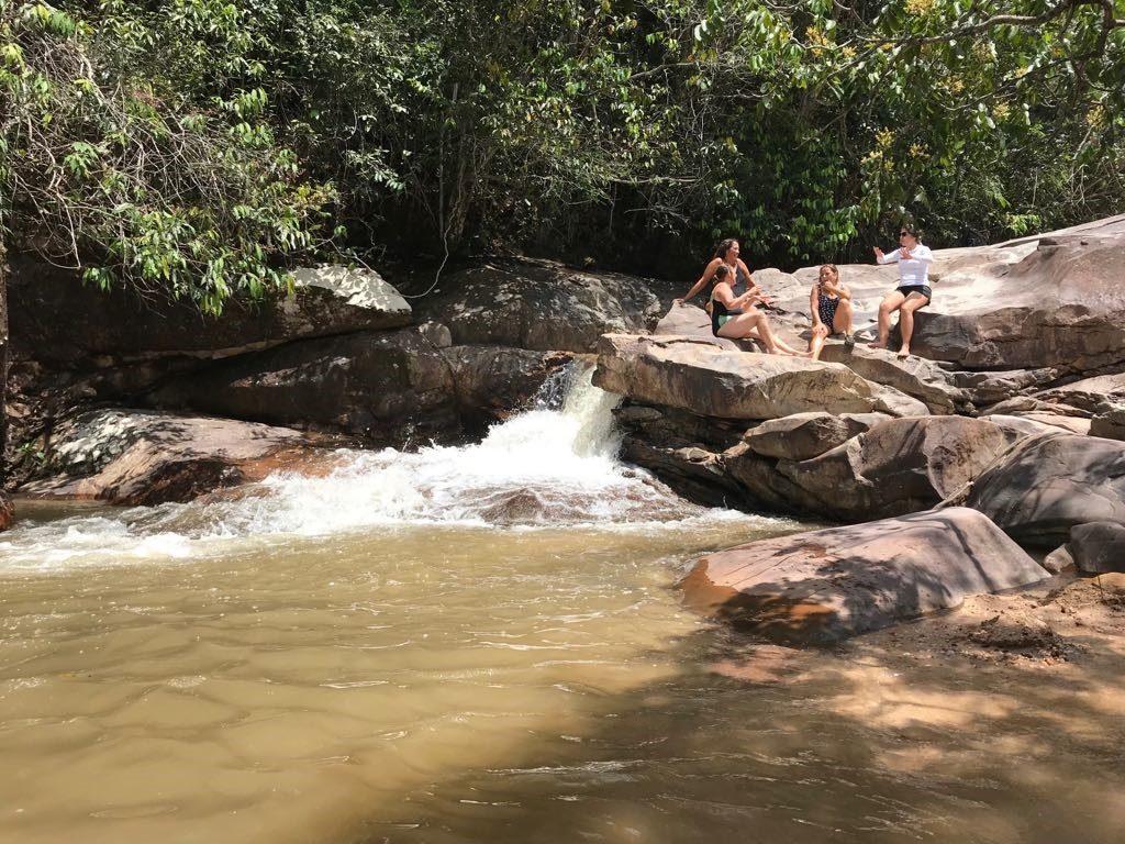 Cachoeira do Barata