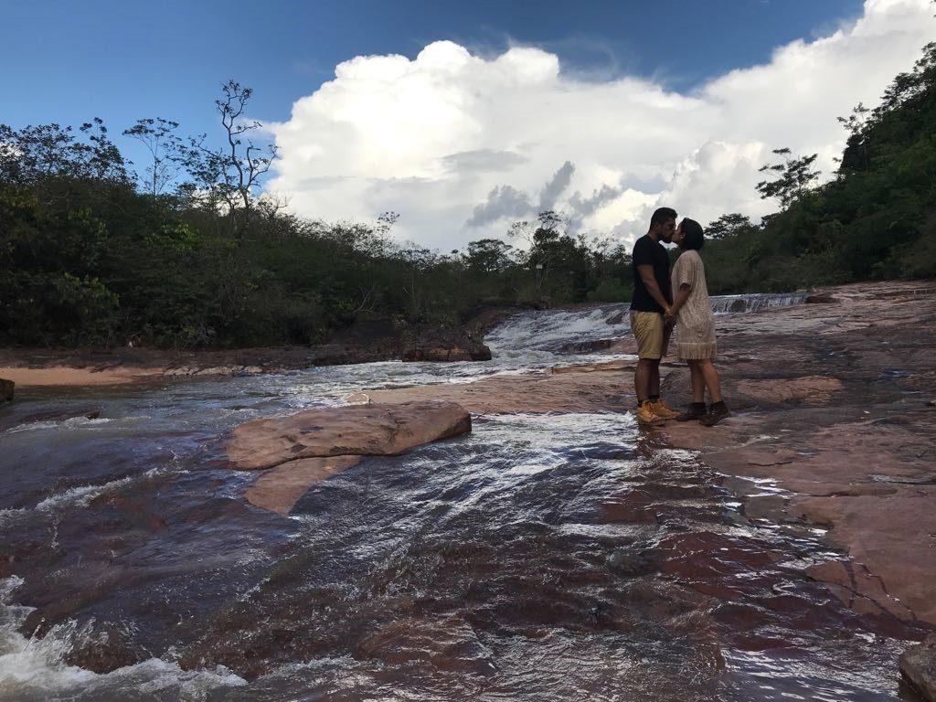 Cachoeira do Cabo Sobral