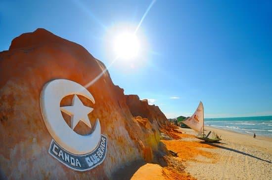 Praia de Canoa Quebrada | Foto: TripAdvisor