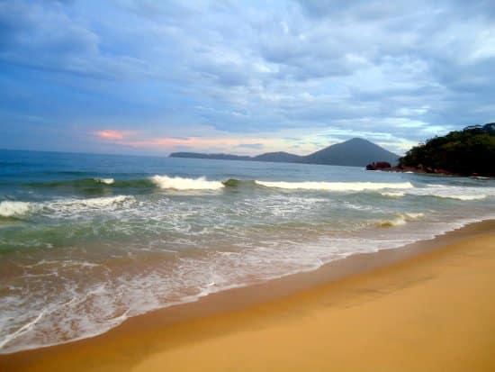 Praia Vermelha do Norte | Fonte: Trip Advisor