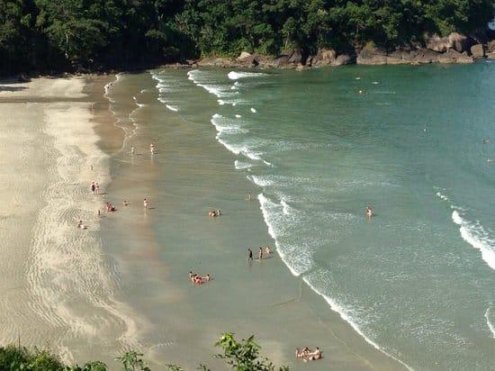 Praia Brava da Fortaleza em Ubatuba | Fonte : TripAdvisor