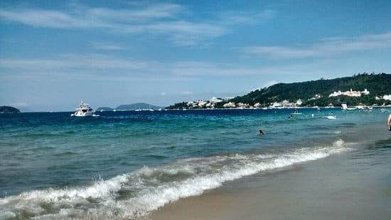 Praia Jurerê | Fonte: TripAdvisor